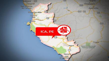 Nasca: sismo de 5.1 grados sacudió distrito de Marcona