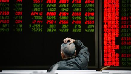 Acciones mundiales entran técnicamente en mercado bajista