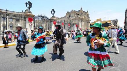 La danza Huaylía es declarada Patrimonio Cultural de Perú
