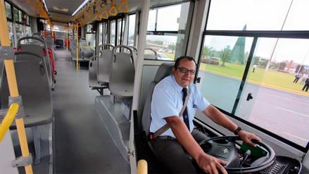 Estos son los nuevos buses del corredor Javier Prado - La Marina - Faucett