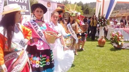 Primera maravilla del Perú inicia actividades de Carnaval 2016