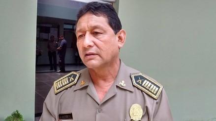 Cambian a jefe de la División Policial de Chimbote