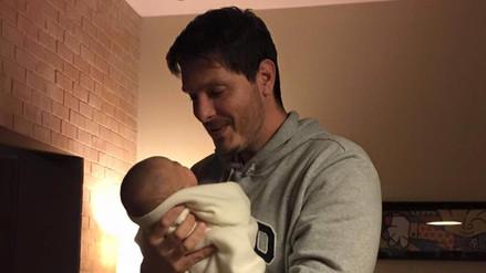 Facebook: Cristian Rivero dedica tierno mensaje a su hijo