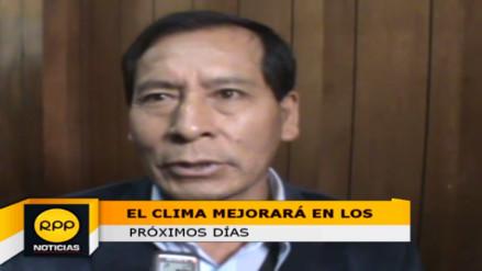Condiciones climatológicas mejoran en la región