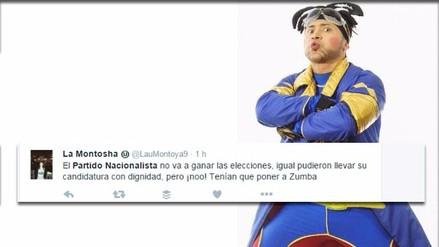 Zumba: Twitter explota con comentarios en contra de postulación
