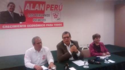 Alan García visita Cusco en busca de votos
