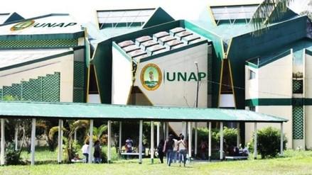 Alumnos tomaron vicerrectorado de la Universidad Nacional de la Amazonía