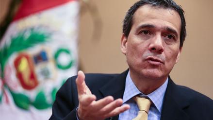Segura: El Perú sigue yendo para arriba pese a proyecciones del FMI