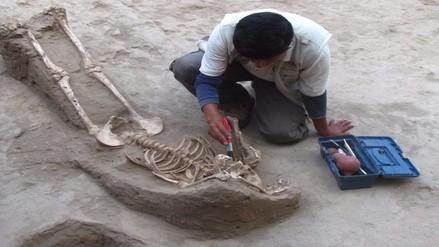 Descubren templo ceremonial donde ofrendaban a jóvenes mujeres