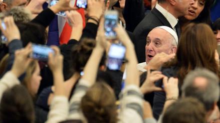 El papa Francisco modificó la ley sobre lavado de pies