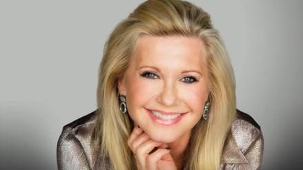 Olivia Newton John llega a Lima este 17 de marzo