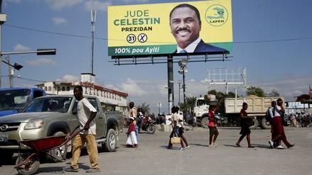 Incertidumbre en Haití sobre si habrá segunda vuelta electoral