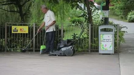 Singapur crea el primer barrio adaptado para personas con demencia