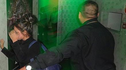 Trujillo: realizan operativo contra bares cercanos a mercado La Hermelinda