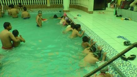 Huancayo: solo tres piscinas cuentan con autorización de la DIGESA