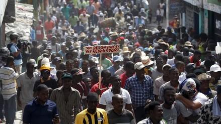 Haití: cancelan la segunda vuelta presidencial de este domingo