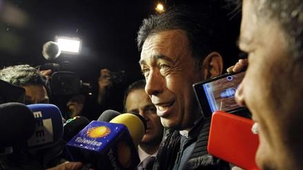 España: liberan al expresidente de PRI Humberto Moreira
