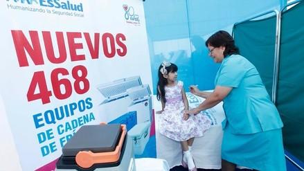 EsSalud de Lambayeque recibirá 17 equipos biomédicos para conservar vacunas