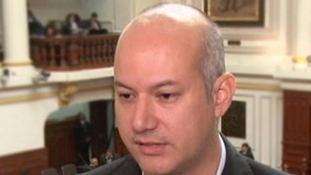 Congresista Sergio Tejada no postulará a la reelección