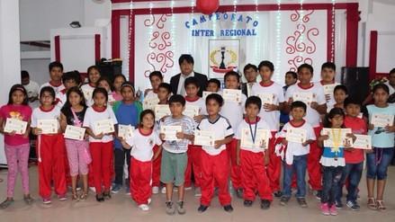 Chiclayo, Pátapo y Ciudad Eten ganaron Torneo Interregional de Ajedrez