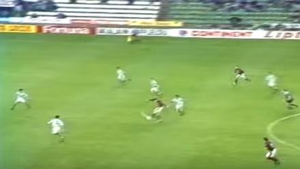 YouTube: el día que Zidane le anotó un golazo al Betis de Juan Vargas