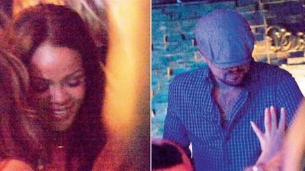 Leonardo DiCaprio y Rihanna: filtran foto de apasionado beso en París