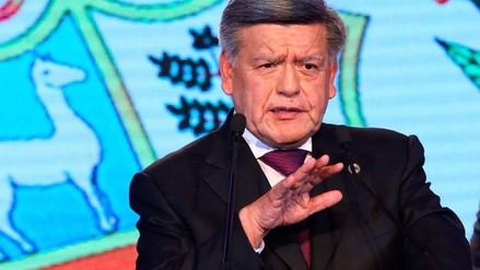 César Acuña no se presentó a exposición sobre corrupción