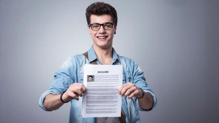 7 errores que cometen las personas al elaborar su currículum