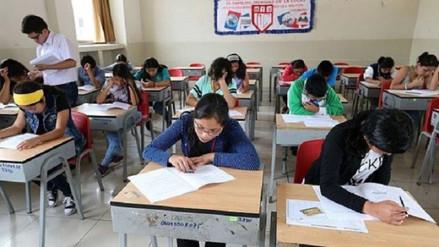 Unos 345 escolares postulan al Colegio de Alto Rendimiento en Lambayeque
