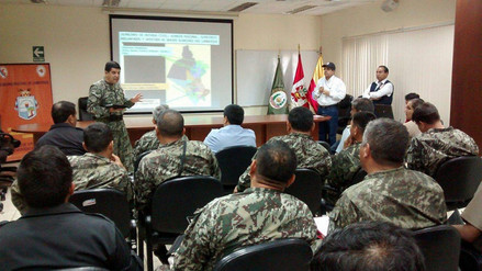 Ejército Peruano anuncia llegada de batallón de ingeniería a Lambayeque