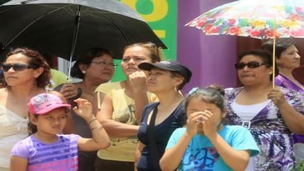 Temperaturas superan récords históricos en la región San Martín