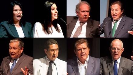 Mira las principales propuestas de los candidatos en materia anticorrupción