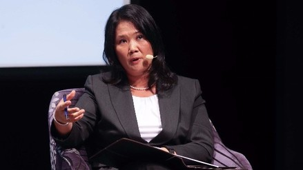 Keiko Fujimori propone contralorías autónomas en lucha contra la corrupción