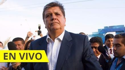 Alan García plantea terminar con la inmunidad parlamentaria