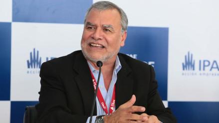 """Ugaz: """"No tenemos una política de Estado en materia anticorrupción"""""""
