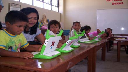 Unos 363 colegios de la zona rural de Lambayeque contarán con internet