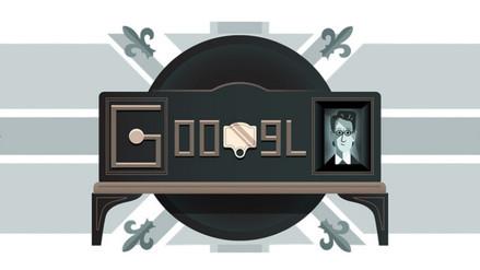 Doodle celebra los 90 años de la primera transmisión televisiva