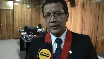 Mayor presencia policial para audiencias penales pide presidente de la CSJA