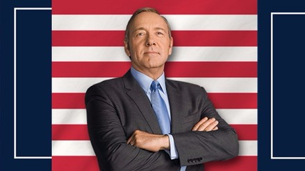House of cards: mira un adelanto de la cuarta temporada