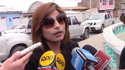 Huancayo: mañana definen garantías personales al gobernador regional