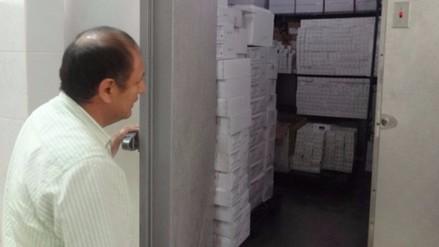 Más de 10 trabajadores de Salud implicados en pérdida de vacunas