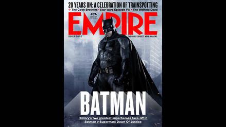 Batman vs. Superman: revelan nuevas imágenes de la cinta