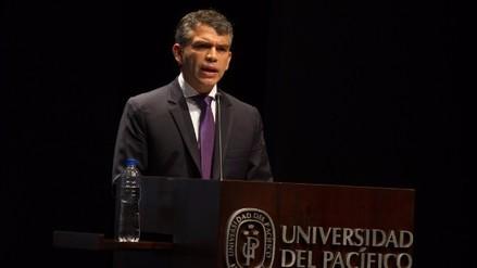 Guzmán promete modernizar entidades del Estado que luchan contra corrupción