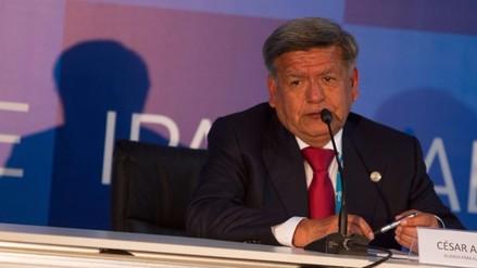 César Acuña: Mi candidatura atemoriza a mis adversarios políticos