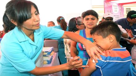 Gerencia Regional de Salud descarta peligro en vacunas distribuidas