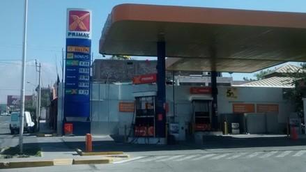 Precios de combustibles bajan en 30 céntimos en Arequipa