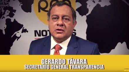 Távara cree que Acuña no sería excluido de elecciones de comprobarse plagio