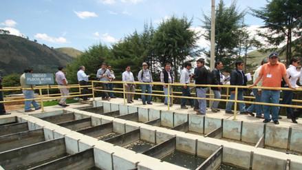Ausencia de lluvias provoca disminución del servicio de agua potable