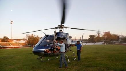 Huaral: policía queda gravemente herido en accidente vehicular