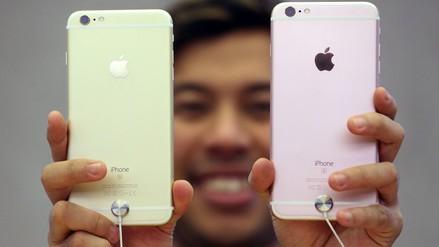 Ventas del iPhone avanzan al ritmo más lento de su historia